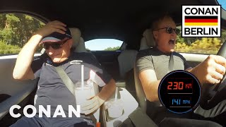 Download Conan's Fast & Furious Autobahn Adventure - CONAN on TBS Video