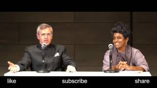 Download Omar Abdullah's Great Reply to Pakisani Lady Video
