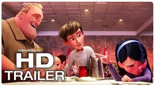 Download INCREDIBLES 2 Violet Introduces Her Boyfriend To Family Trailer (NEW 2018) Superhero Movie HD Video