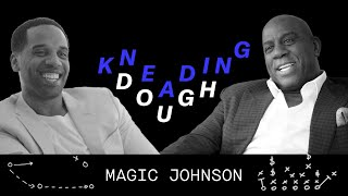 Download Magic Johnson Talks Business with Maverick Carter | Kneading Dough Video