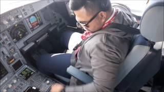 Download Airbus A330 Jeddah to Jakarta Video