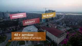 Download PwC Vietnam 20th anniversary corporate video Video