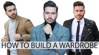 Download HOW TO BUILD A WARDROBE WITH BASICS | Affordable Men's Clothes | Men's Fashion Video