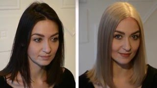 Download DARK HAIR TO ASH BLONDE. all the facts you NEED to know! Video