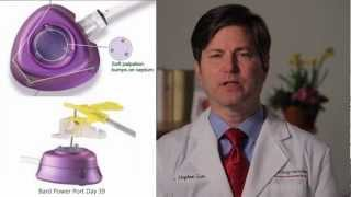 Download How a Portacath is used for Chemotherapy Treatment Video