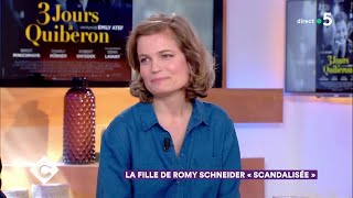 Download La fille de Romy Schneider ″scandalisée″ - C à Vous - 06/06/2018 Video