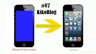 KD#193 New solution Bluescreen Iphone 5S Error 9 Error 14 BSOD New