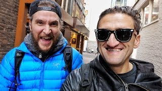Download Peter Mckinnon teaches me to VLog (in AMSTERDAM) Video