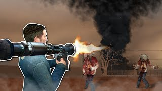 Download TORNADO in ZOMBIE APOCALYPSE?! - Garry's Mod Gameplay - Gmod Zombie Tornado Survival Video