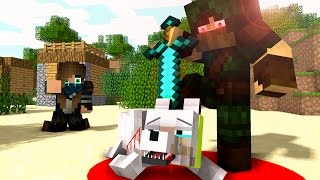 Download Wolf Life 3 - Craftronix Minecraft Animation Video