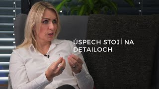 Download Úspech stojí na detailoch. Regional Head CEE Exeltis: Jana Mittmann | INSIGHT #7 Video