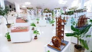 Download Exhibition ″Gardens of al-Andalus″ in Doha - Qatar Video