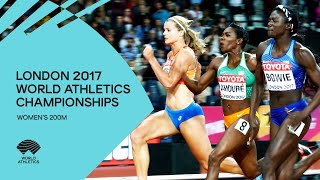 Download Women's 100m Final | IAAF World Championships London 2017 Video