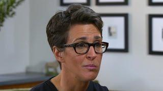 Download Cable news headliner Rachel Maddow Video