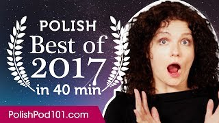 Download Learn Polish in 40 minutes - The Best of 2017 Video