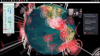 Download 2/21/2017 - Nightly Earthquake Update + forecast - Large Pacific earthquake potential Video