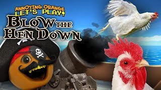 Download Blow the Hen Down! [Annoying Orange Plays] Video