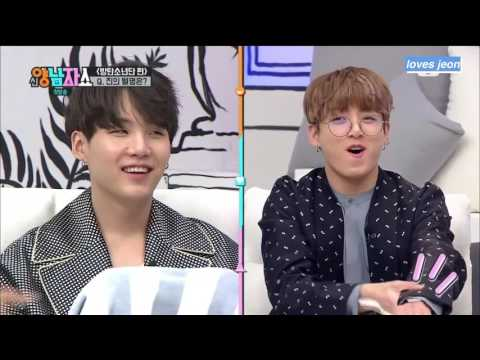 ENG SUB BTS makes fun of Jin and complain that Jungkook never pays for meals @ New Yang Nam Show