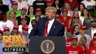 Download Trump slams Obamacare at 2020 reelection rally Video