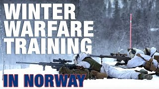 Download Winter Warfare Training in Norway Video