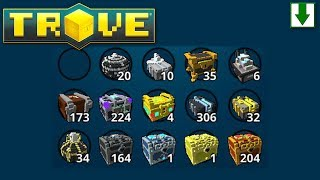 Download So Many Boxes! Trove Box Opening Video
