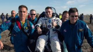 Download Shane Kimbrough Talks about Mission to Space Video