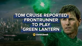 Download Tom Cruise Reportedly Frontrunner for Green Lantern Video