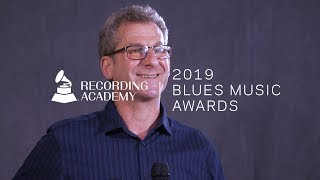 Download Robert Gordon On His Book 'Lost Delta Found' Being Inducted Into The Blues Hall Of Fame Video