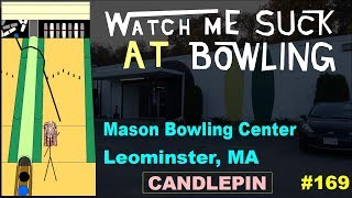 Download Watch Me Suck at Bowling! (Ep #169) Mason Bowling Center, Leominster, MA Video