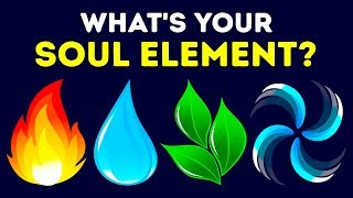 Download What Is Your Soul Element? Cool Personality Test Video