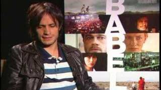 Download GAEL GARCIA BERNAL DOESN'T CHICKEN OUT IN BABEL Video