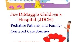 Download Comprehensive Patient-Centered Care in the Pediatric ICU Video