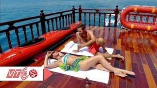 Download Khám phá vịnh Nha Trang trên du thuyền 5 sao | VTC Video