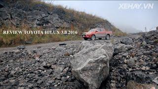Download [XEHAY.VN] Đánh giá xe Toyota Hilux 3.0 2016 |4k| Video