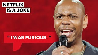 Download Dave Chappelle's Son Meets Kevin Hart | Netflix Is A Joke Video
