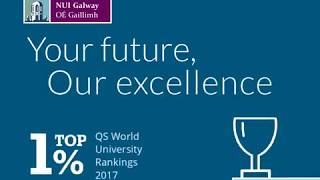 Download Your next step: postgraduate study at NUI Galway Video
