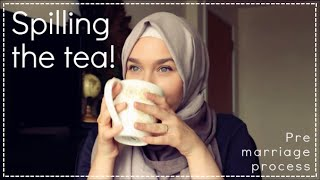 Download Spilling the tea: Pre-Marriage Process Video