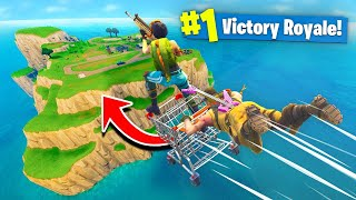 Download *NEW* HOW To Reach SPAWN ISLAND In Fortnite Battle Royale (NOT Clickbait) Video