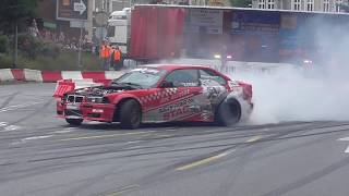 Download BMW E36 620HP 1jz + nitro + GAS LPG STAG Kamil Dzierbicki Kryterium Asów Kłodzko Drift Open Video