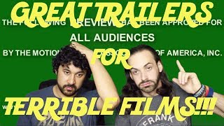 Download GREATEST TRAILERS For TERRIBLE Films!!! Video