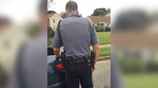 Download Police Orders Woman To Open Her Trunk. Has No idea That she's Recording Behind His Back Video