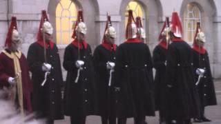 Download Blues and Royals Long-Guard Dismounted Parade, Horse Guards Parade Video