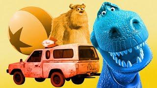 Download 84 Pixar Easter Eggs Hidden In Pixar Movies Video