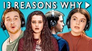 Download TEENS REACT TO 13 REASONS WHY Video