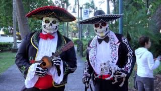 Download Go Riverwalk - Day of the Dead Celebration 2014 Video
