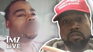 Download Kanye West Targeted By The Crips | TMZ Live Video