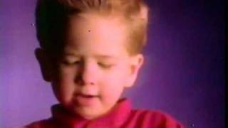 Download 1992 Kraft Cheese Commercial with Haley Joel Osment Video