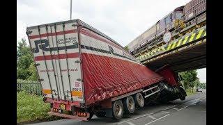 Download Trucks Hitting Bridges Compilation Video