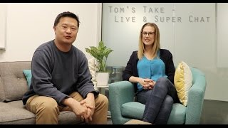 Download Tom's Take - Super Chat and live streaming on YouTube Video