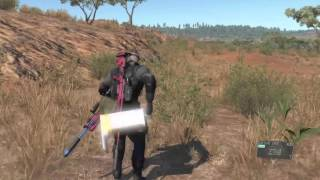 Download MGS5:TPP Honey Badger Africa Location Video